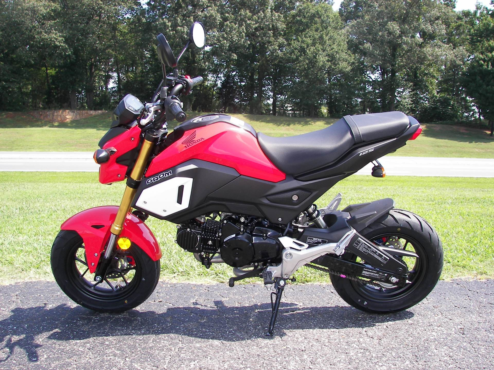 2020 Honda Grom in Shelby, North Carolina - Photo 2