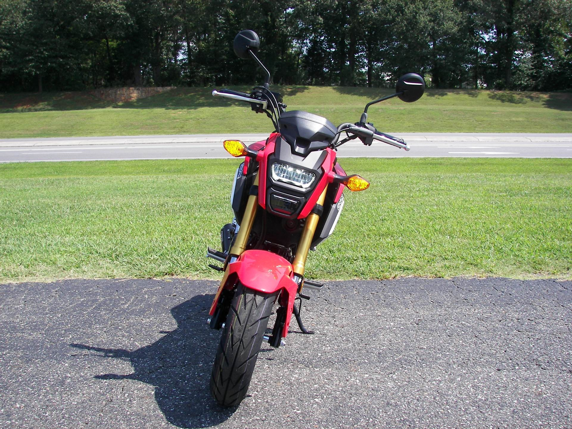 2020 Honda Grom in Shelby, North Carolina - Photo 5