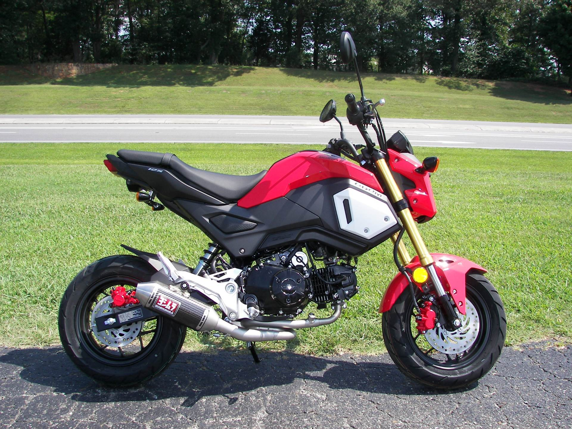 2020 Honda Grom in Shelby, North Carolina - Photo 1