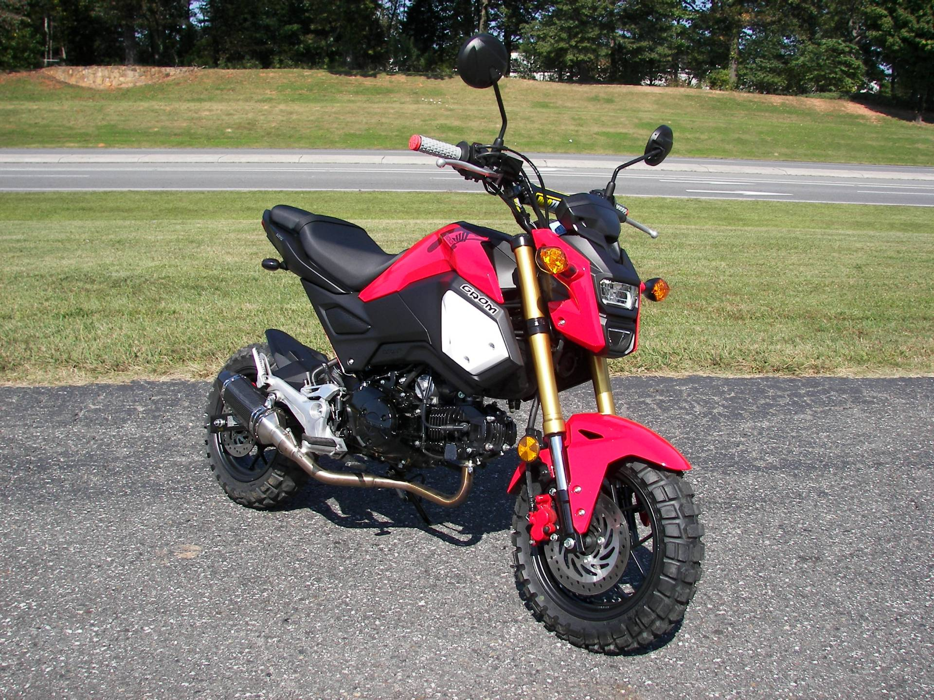 2020 Honda Grom in Shelby, North Carolina - Photo 3