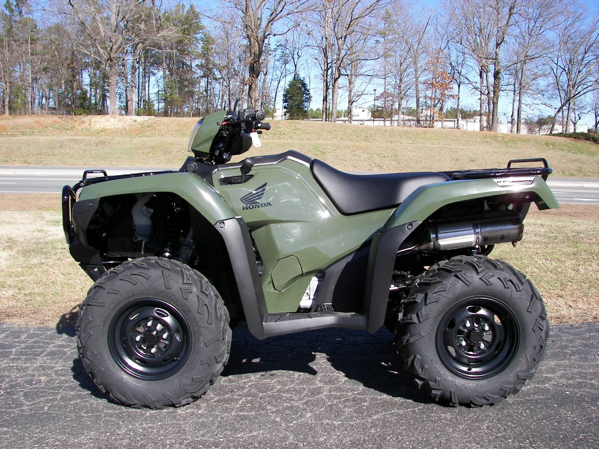 2018 Honda FourTrax Foreman Rubicon 4x4 Automatic DCT EPS in Shelby, North  Carolina