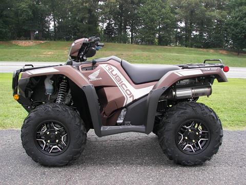 2021 Honda FourTrax Foreman Rubicon 4x4 Automatic DCT EPS Deluxe in Shelby, North Carolina - Photo 1