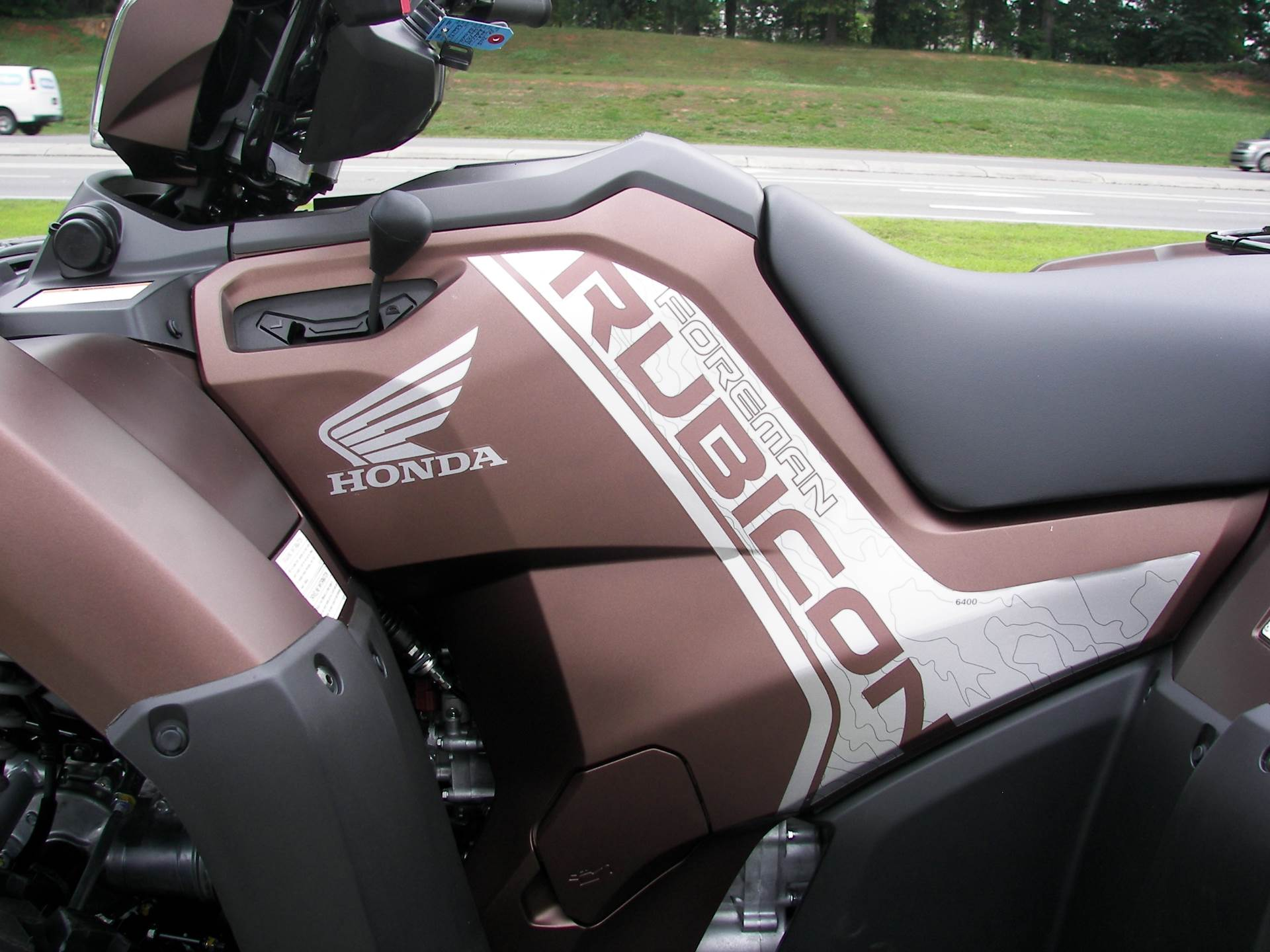 2021 Honda FourTrax Foreman Rubicon 4x4 Automatic DCT EPS Deluxe in Shelby, North Carolina - Photo 2