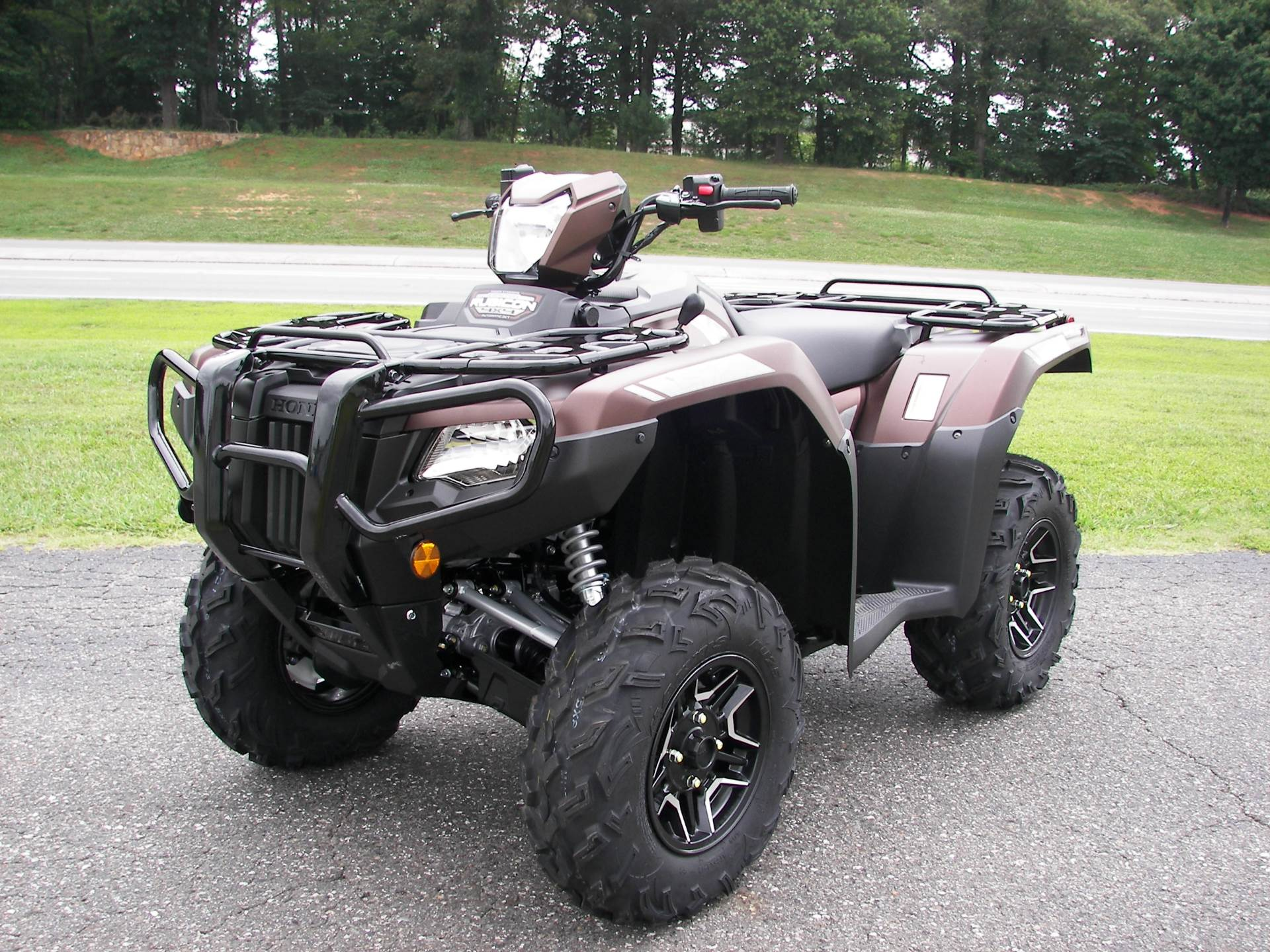 2021 Honda FourTrax Foreman Rubicon 4x4 Automatic DCT EPS Deluxe in Shelby, North Carolina - Photo 3