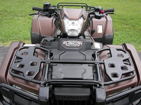 2021 Honda FourTrax Foreman Rubicon 4x4 Automatic DCT EPS Deluxe in Shelby, North Carolina - Photo 5