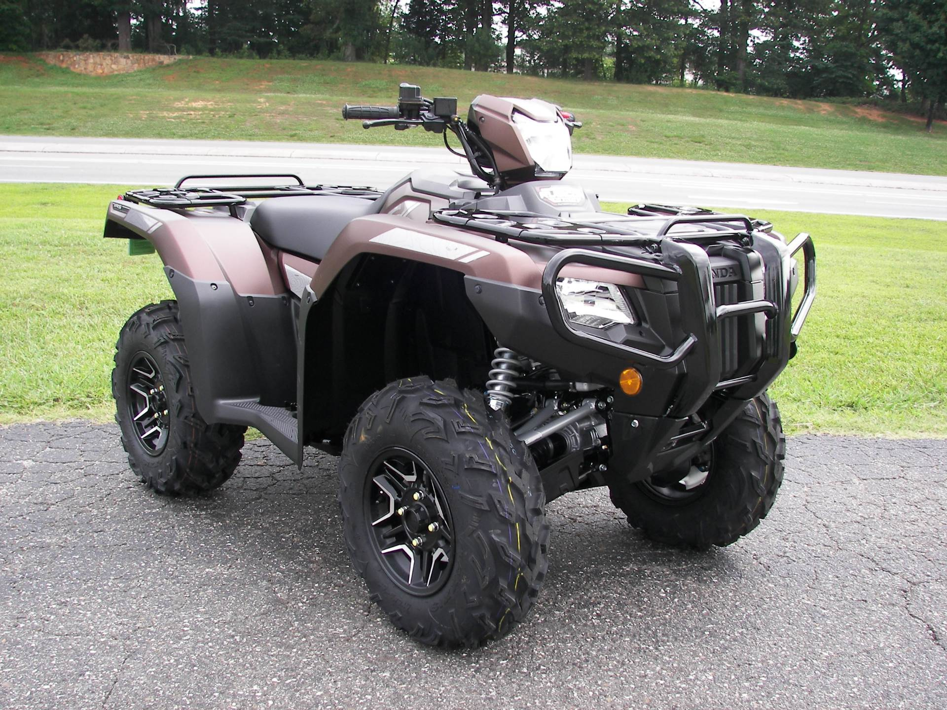 2021 Honda FourTrax Foreman Rubicon 4x4 Automatic DCT EPS Deluxe in Shelby, North Carolina - Photo 6