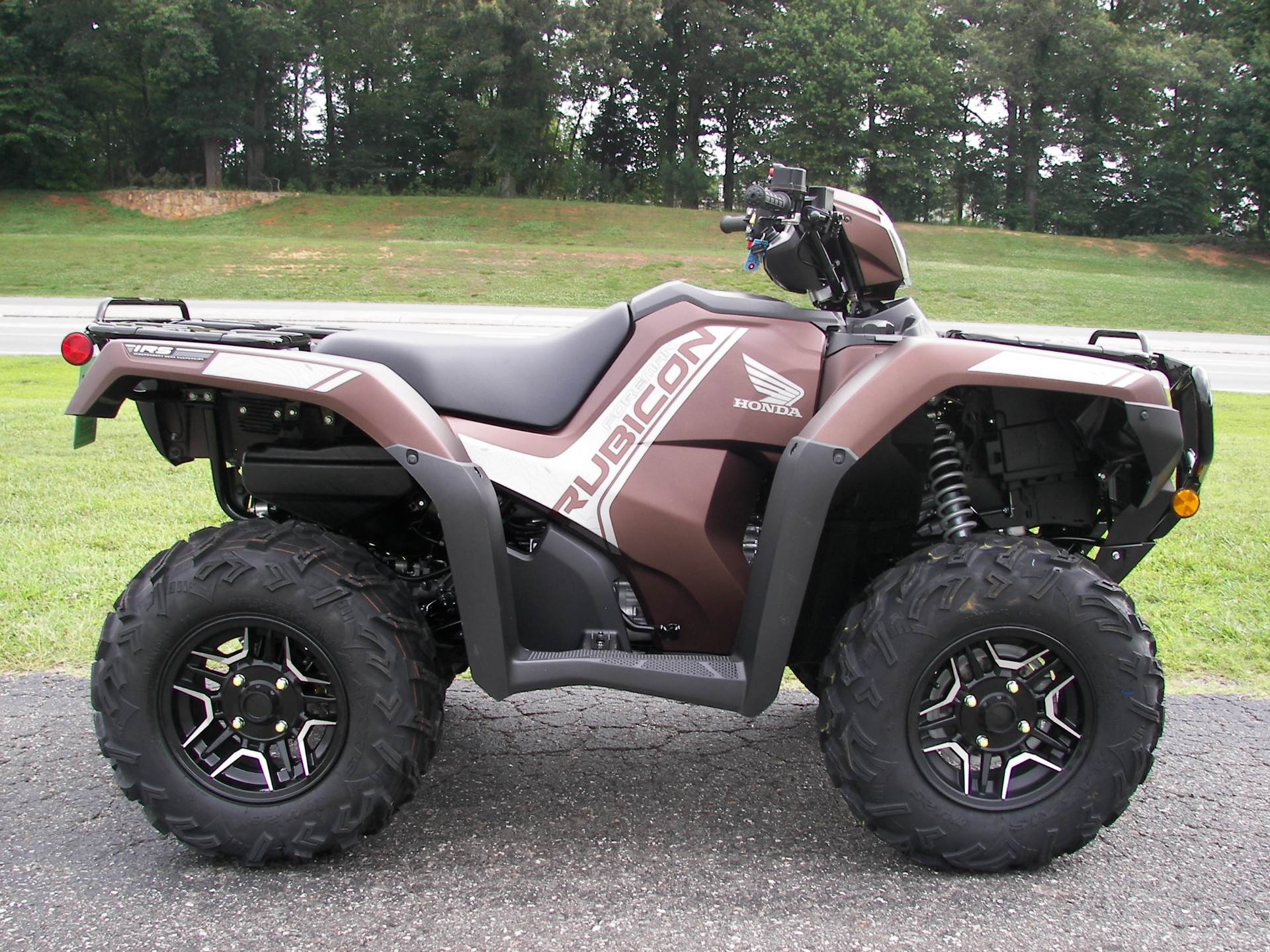 2021 Honda FourTrax Foreman Rubicon 4x4 Automatic DCT EPS Deluxe in Shelby, North Carolina - Photo 7