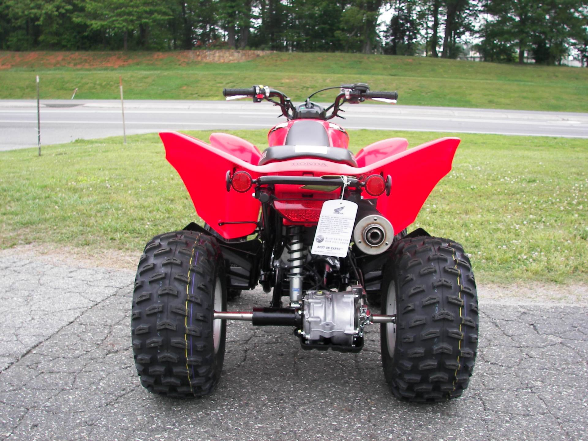2019 Honda TRX250X in Shelby, North Carolina - Photo 6
