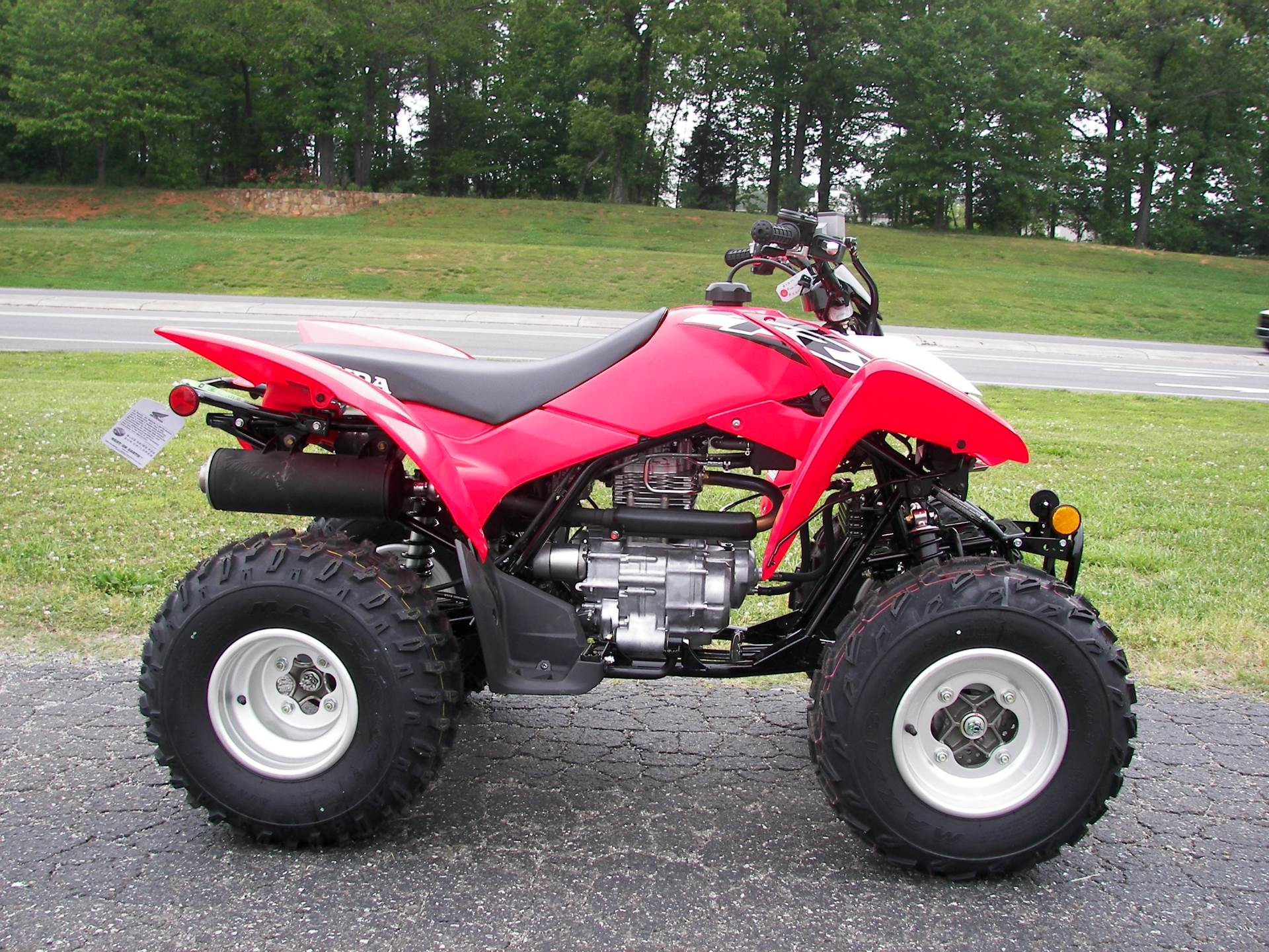 2019 Honda TRX250X in Shelby, North Carolina - Photo 1