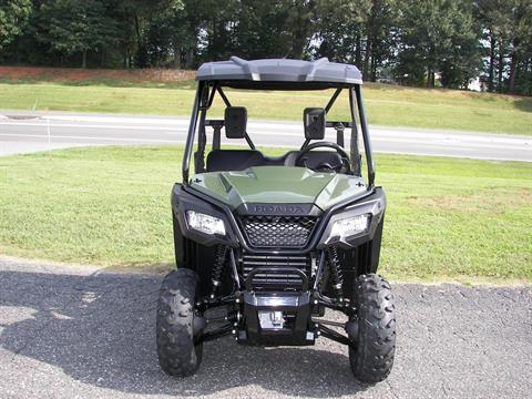 2018 Honda Pioneer 500 in Shelby, North Carolina
