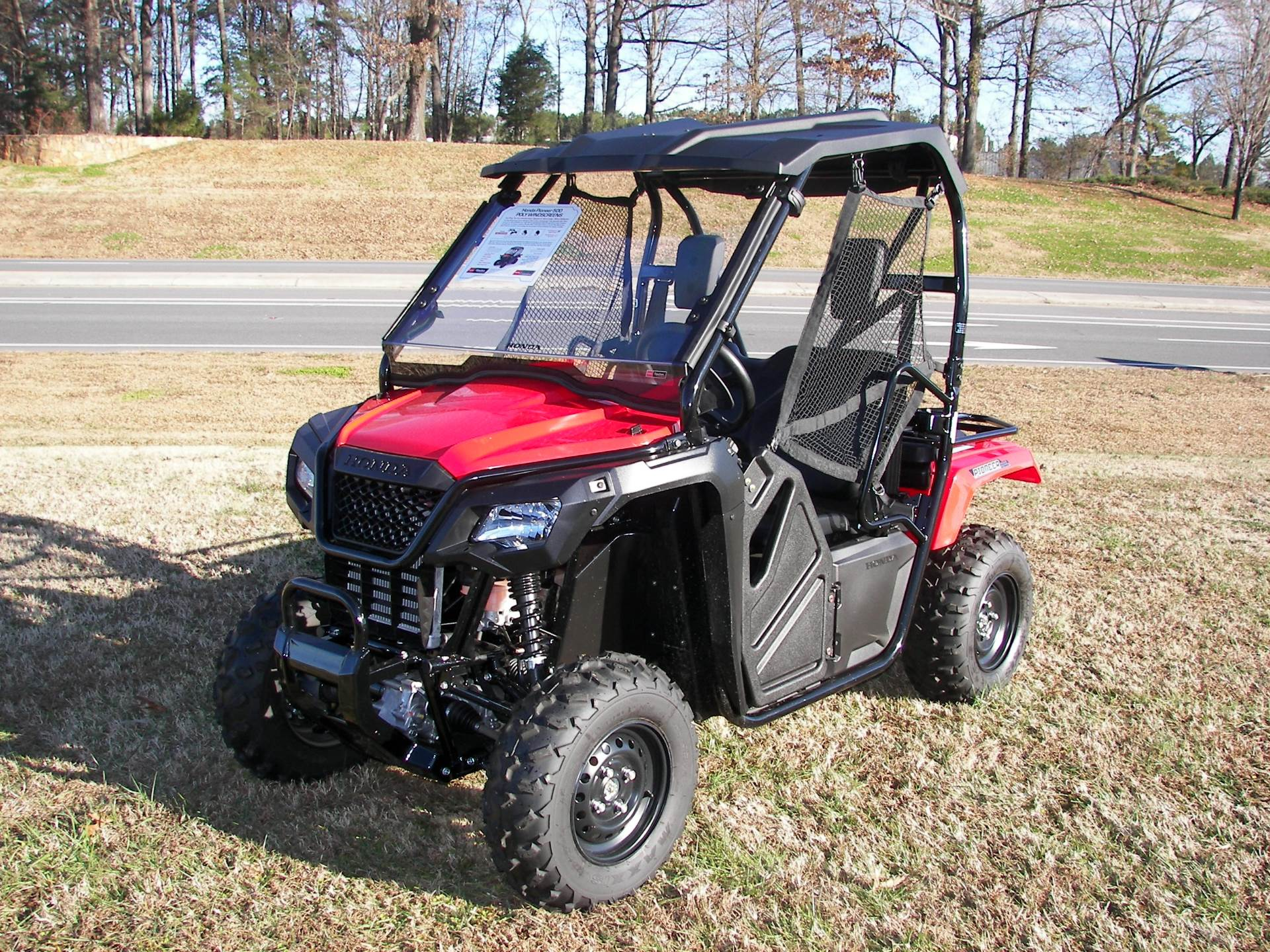2018 Honda Pioneer 500 in Shelby, North Carolina - Photo 3