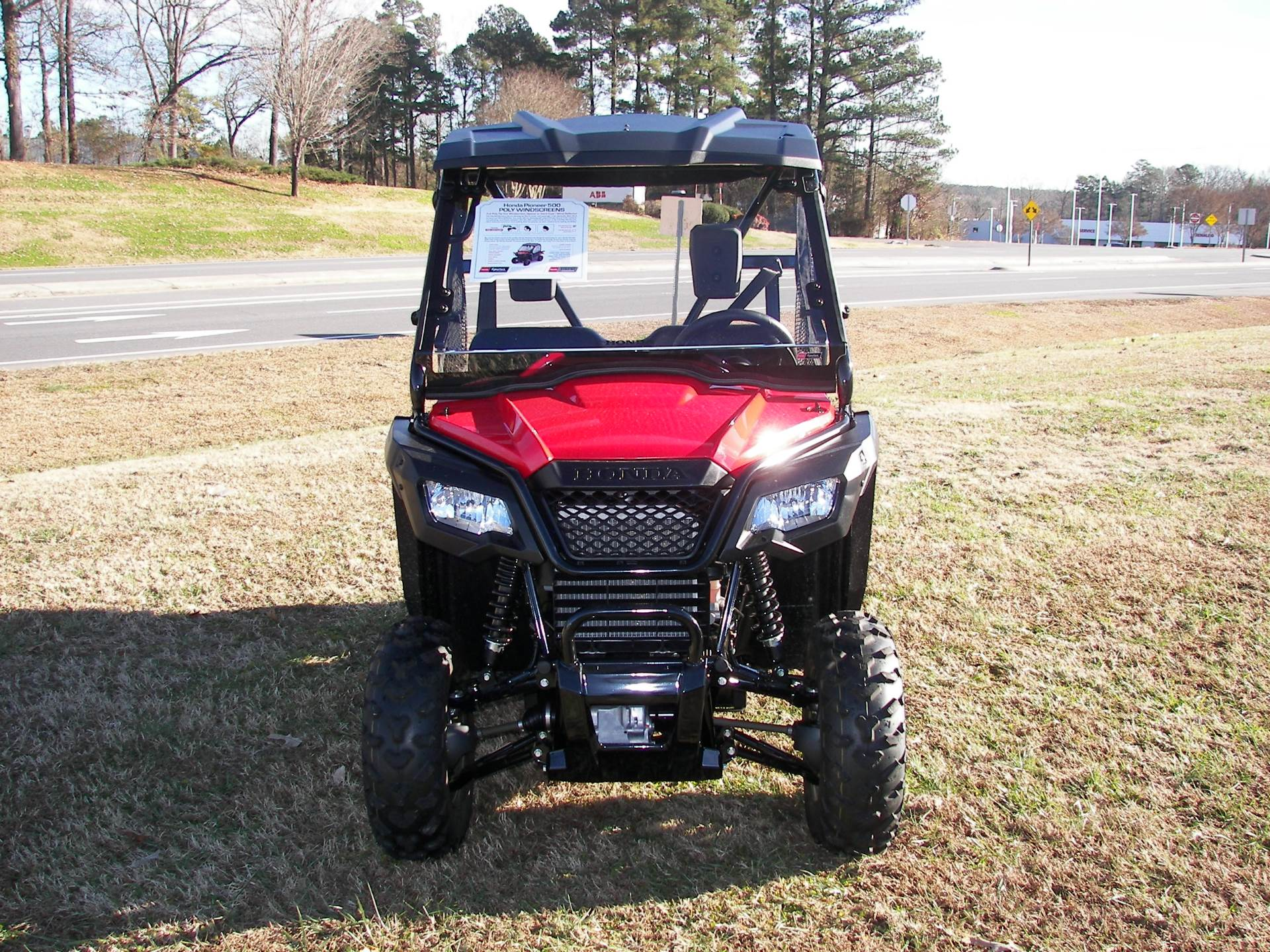2018 Honda Pioneer 500 in Shelby, North Carolina - Photo 5