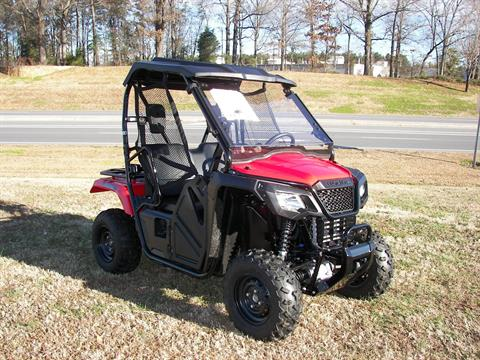 2018 Honda Pioneer 500 in Shelby, North Carolina - Photo 4