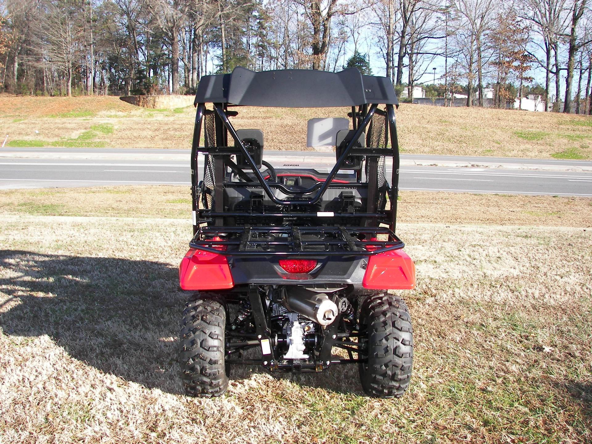 2018 Honda Pioneer 500 in Shelby, North Carolina - Photo 6