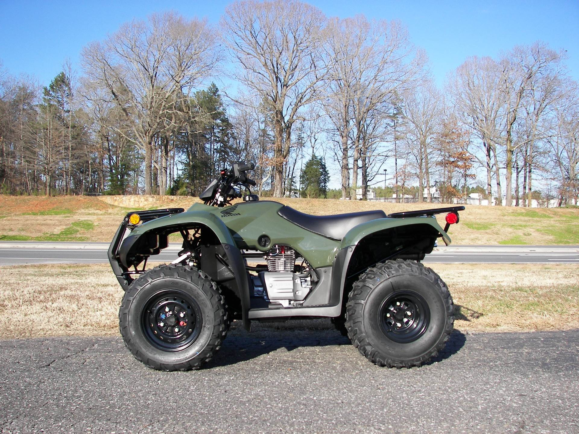 2019 Honda FourTrax Recon ES in Shelby, North Carolina - Photo 2