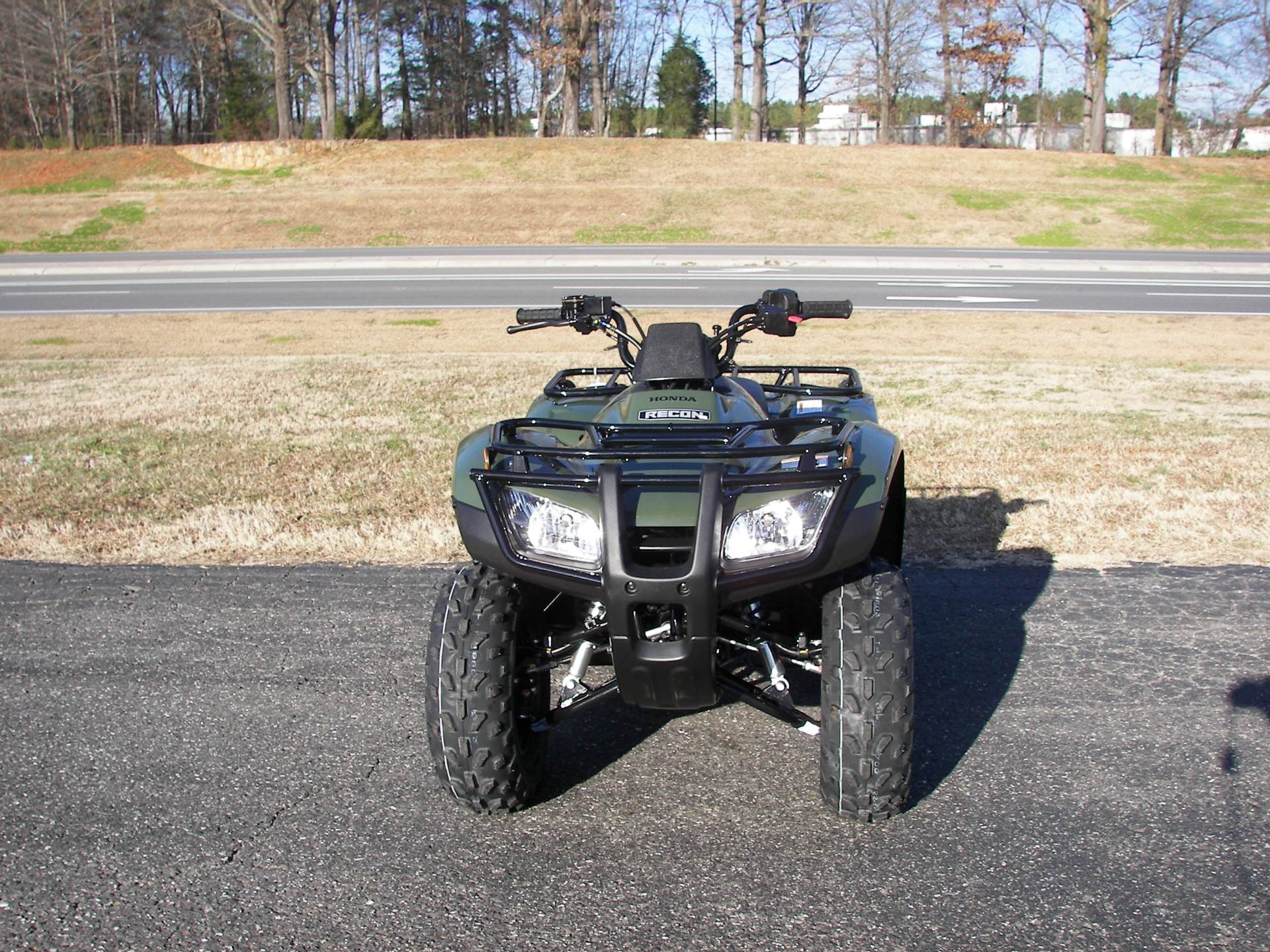 2019 Honda FourTrax Recon ES in Shelby, North Carolina - Photo 5