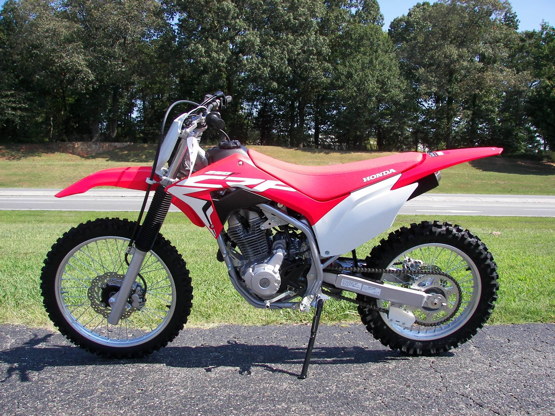 2020 Honda CRF250F in Shelby, North Carolina - Photo 2