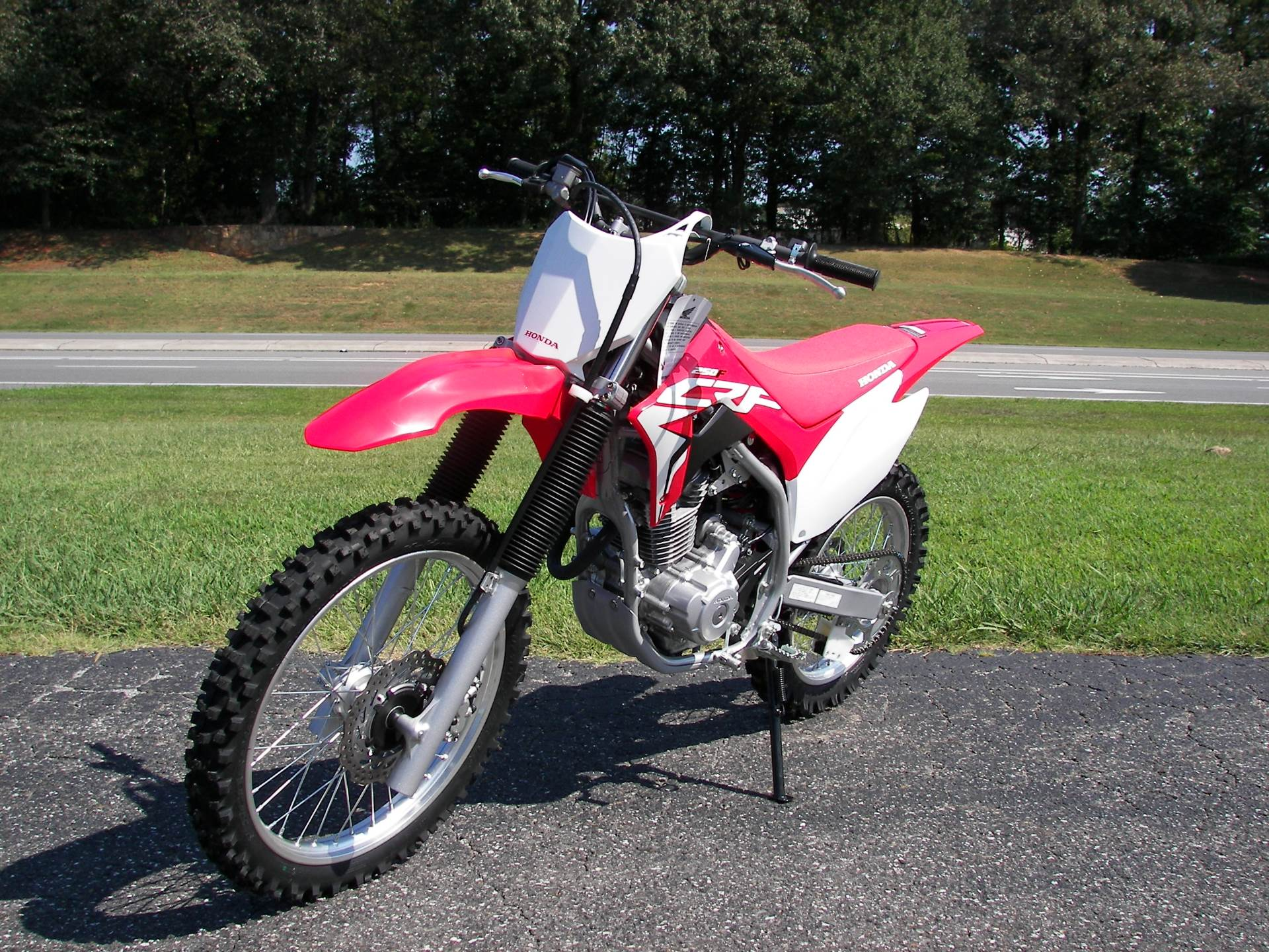 2020 Honda CRF250F in Shelby, North Carolina - Photo 4