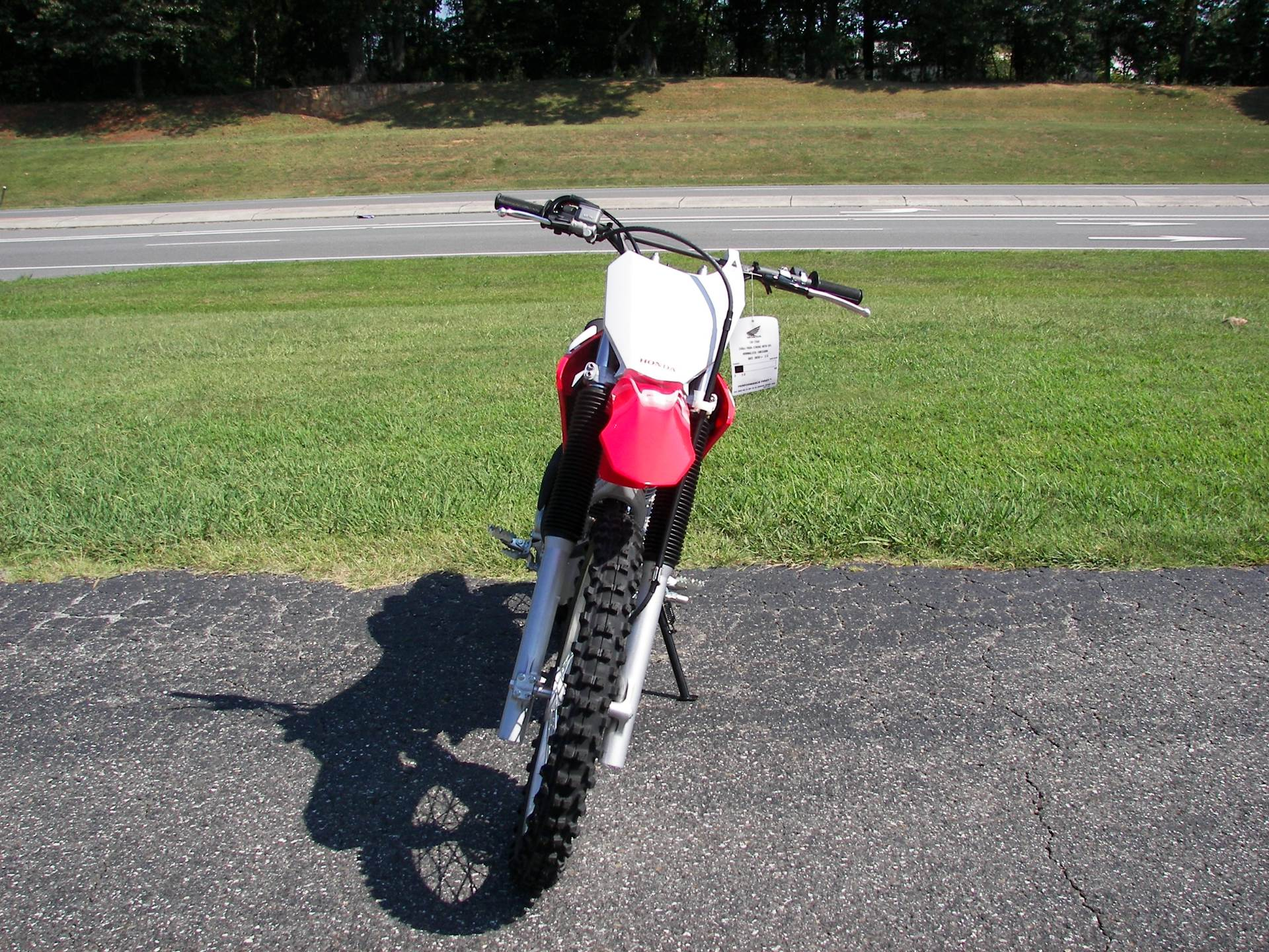2020 Honda CRF250F in Shelby, North Carolina - Photo 5