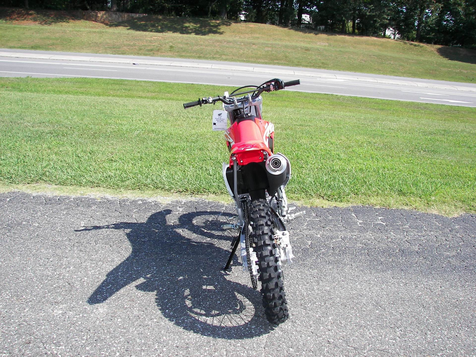 2020 Honda CRF250F in Shelby, North Carolina - Photo 6