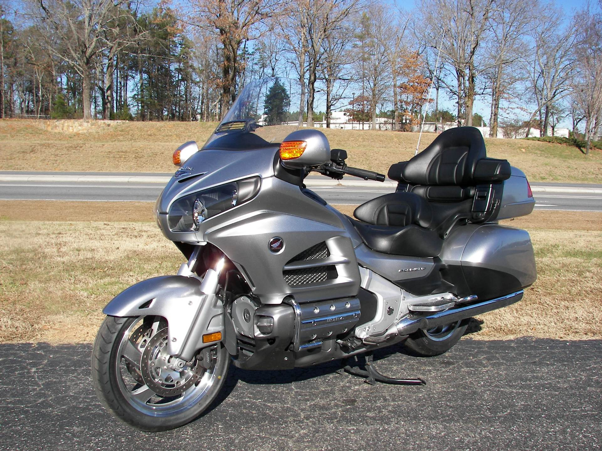 2015 Honda Gold Wing® Audio Comfort Motorcycles Shelby North ...