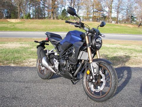 2021 Honda CB300R ABS in Shelby, North Carolina - Photo 3