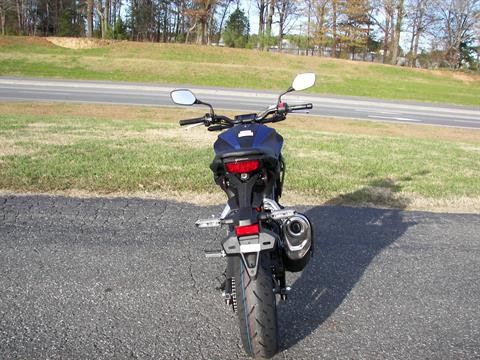 2021 Honda CB300R ABS in Shelby, North Carolina - Photo 6