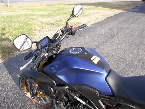 2021 Honda CB300R ABS in Shelby, North Carolina - Photo 7