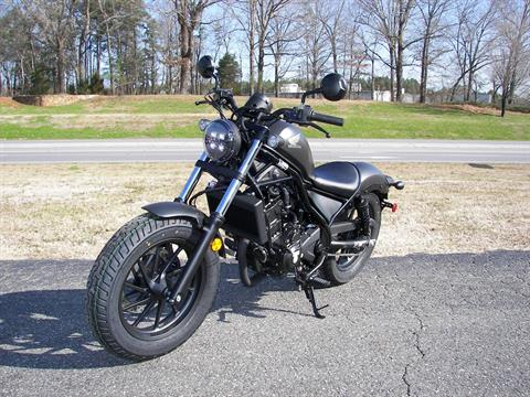 2021 Honda Rebel 300 ABS in Shelby, North Carolina - Photo 4