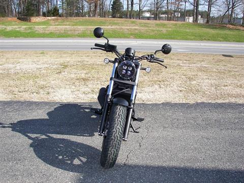 2021 Honda Rebel 300 ABS in Shelby, North Carolina - Photo 5