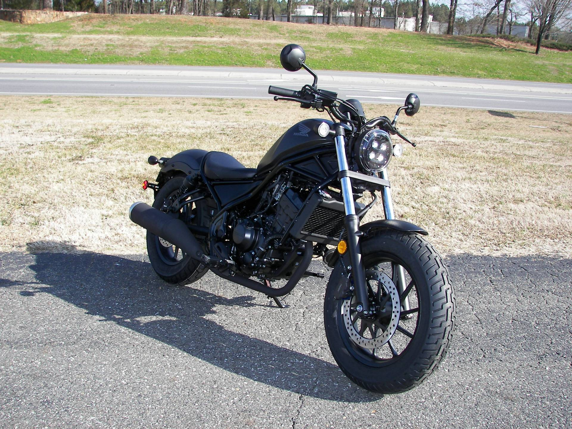 2021 Honda Rebel 300 ABS in Shelby, North Carolina - Photo 3