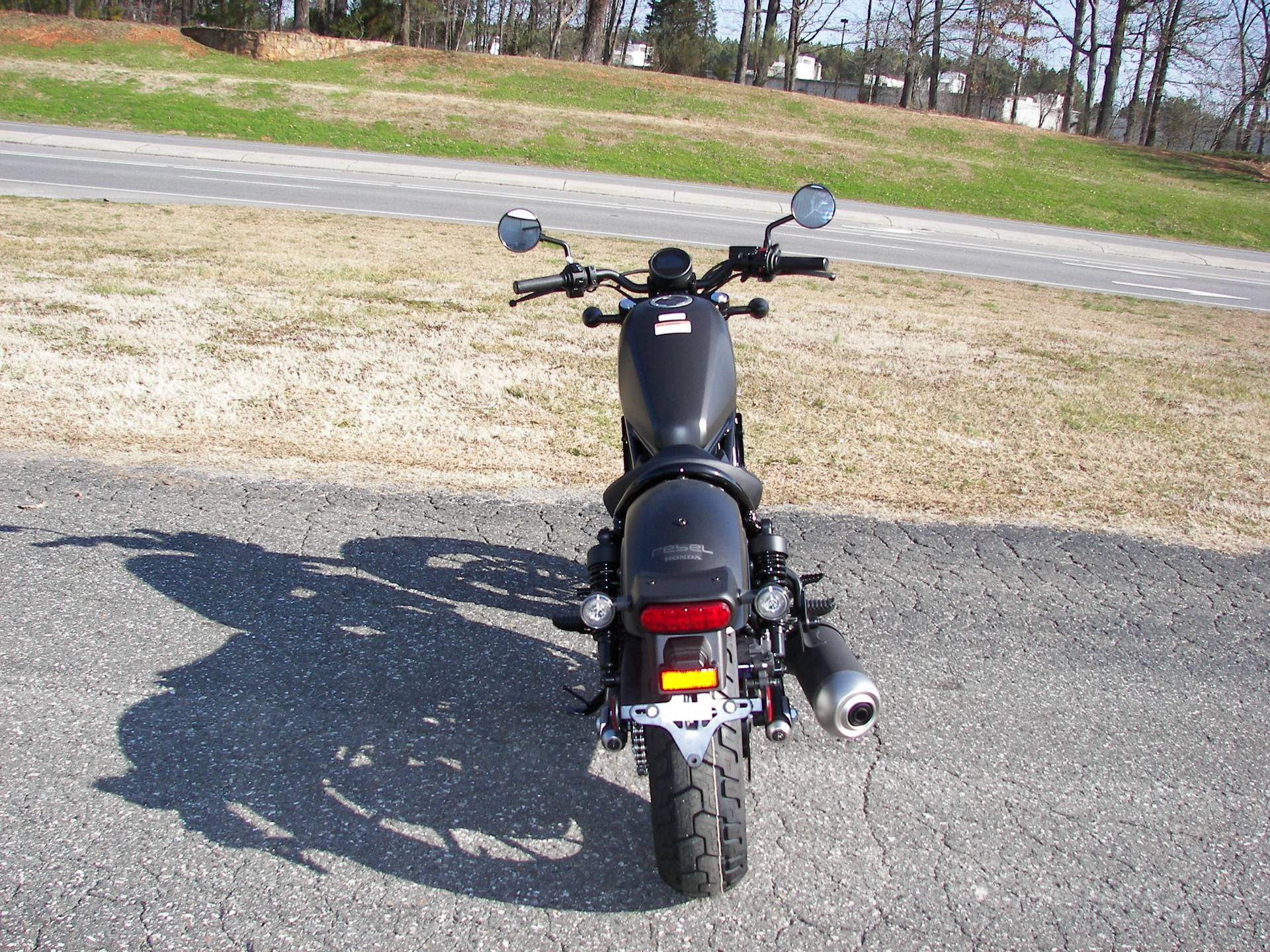 2021 Honda Rebel 300 ABS in Shelby, North Carolina - Photo 6
