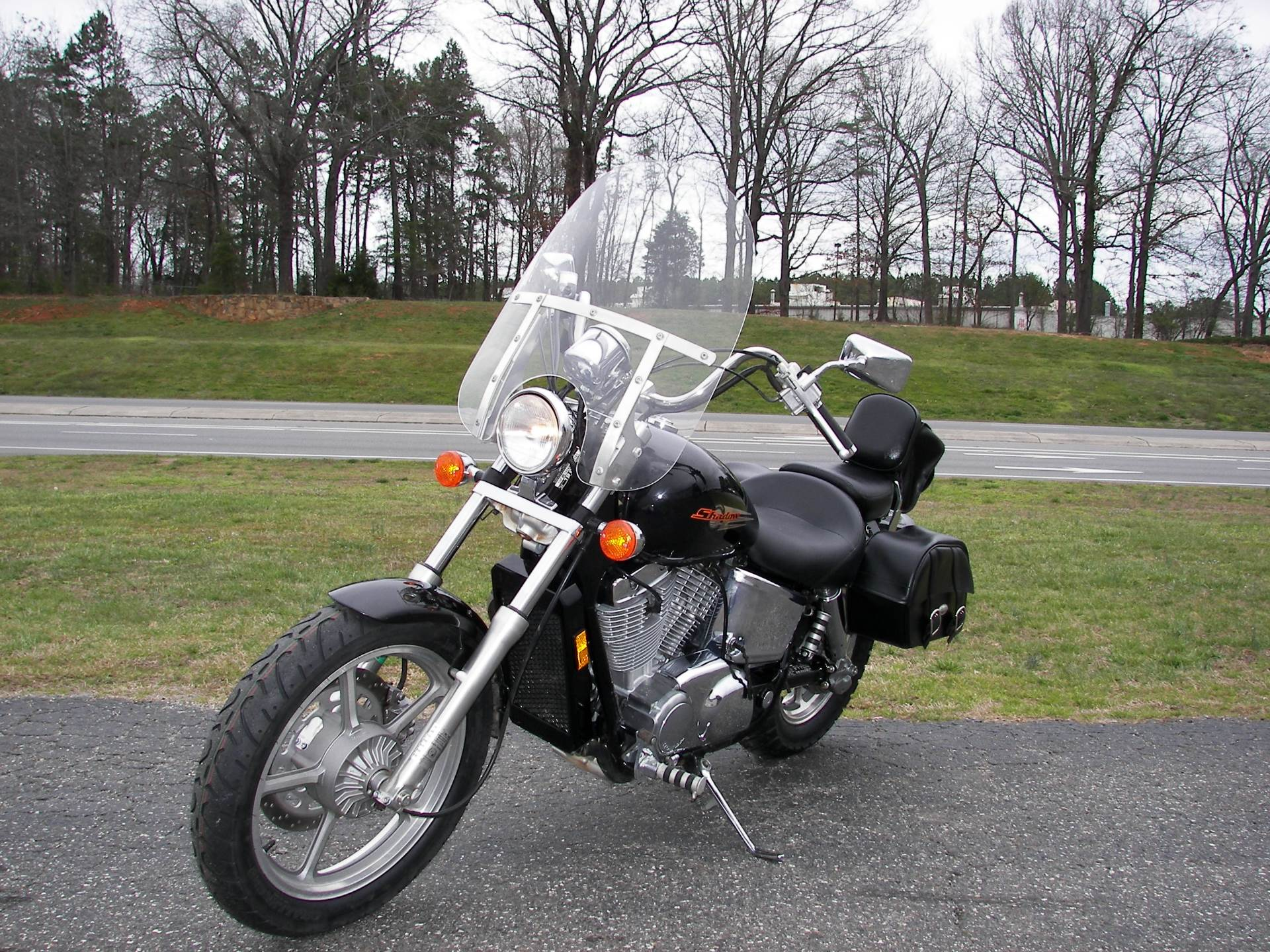 1999 Honda Shadow Spirit in Shelby, North Carolina - Photo 4