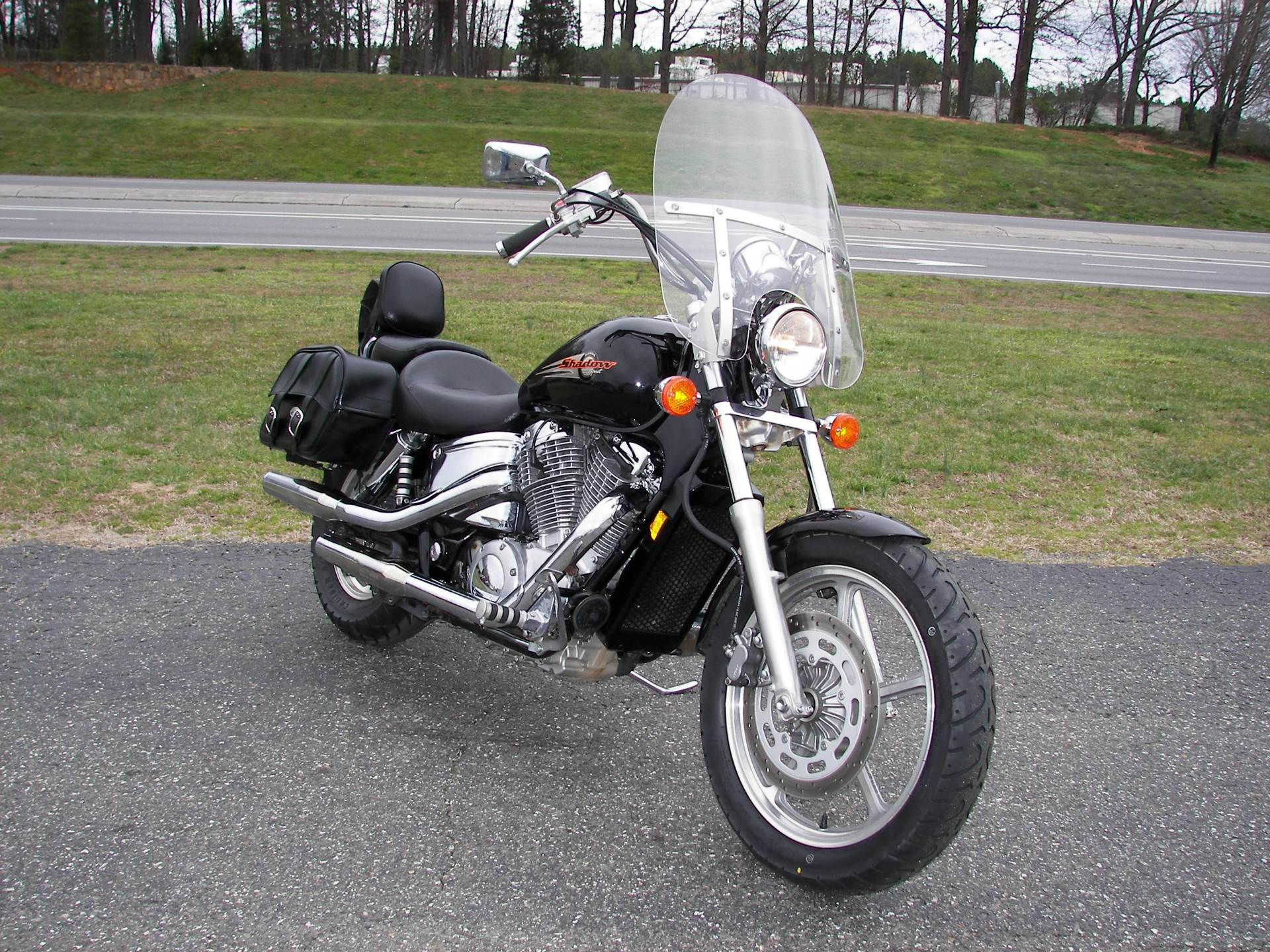 1999 Honda Shadow Spirit in Shelby, North Carolina - Photo 3