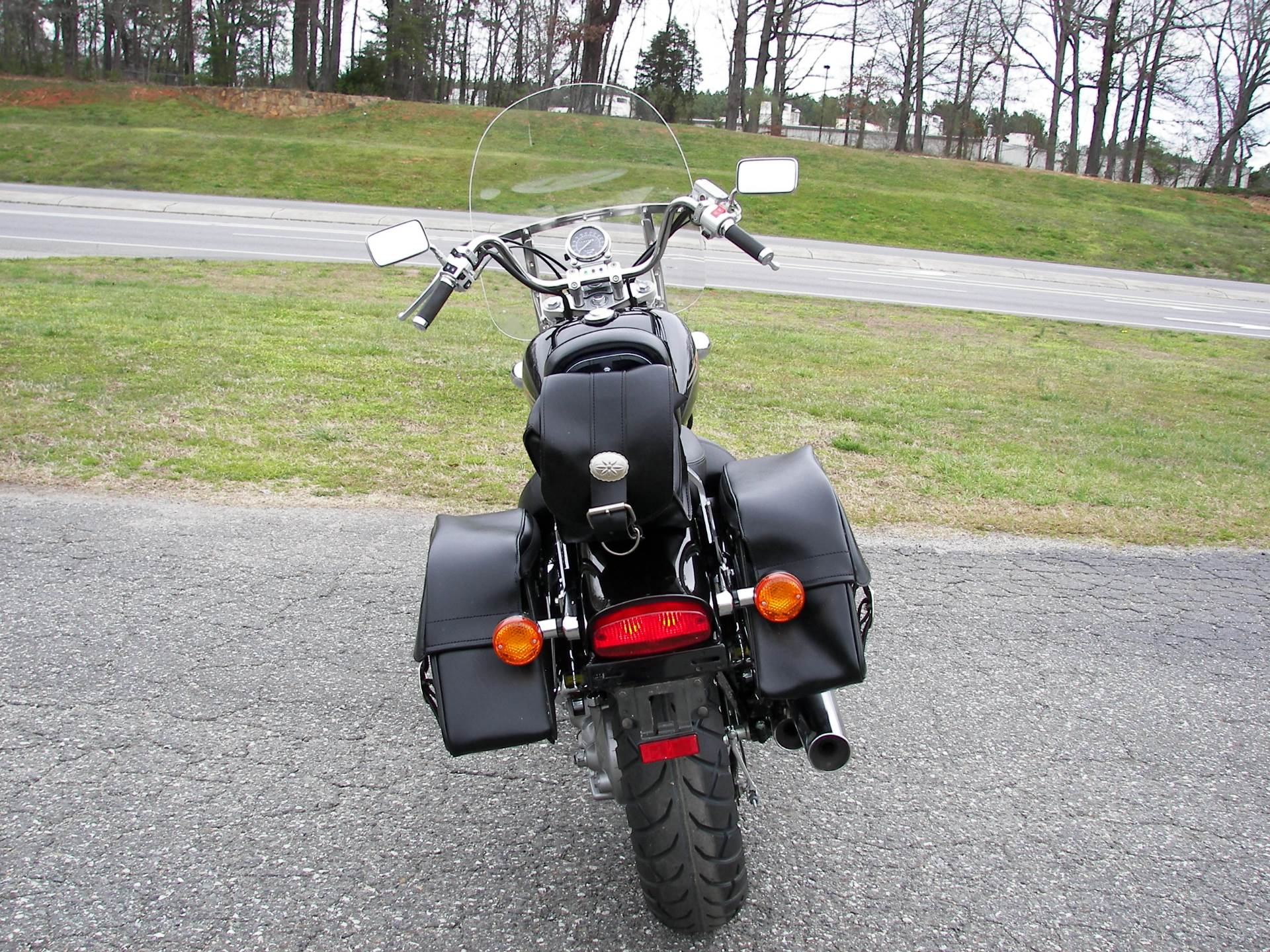 1999 Honda Shadow Spirit in Shelby, North Carolina - Photo 8