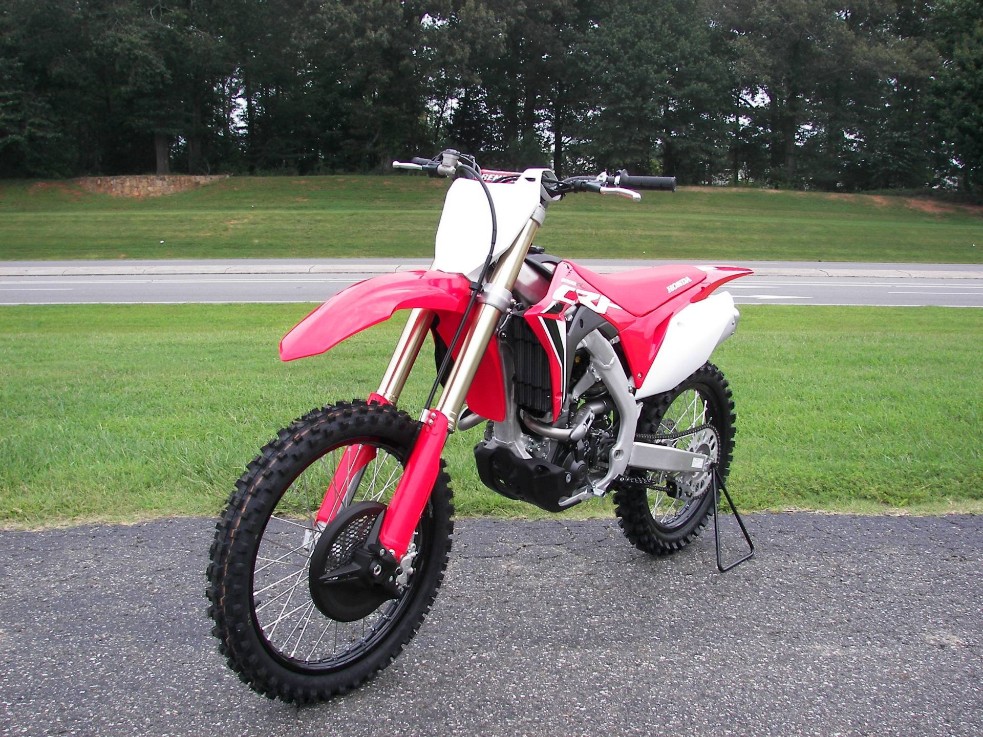 2021 Honda CRF250R in Shelby, North Carolina - Photo 4