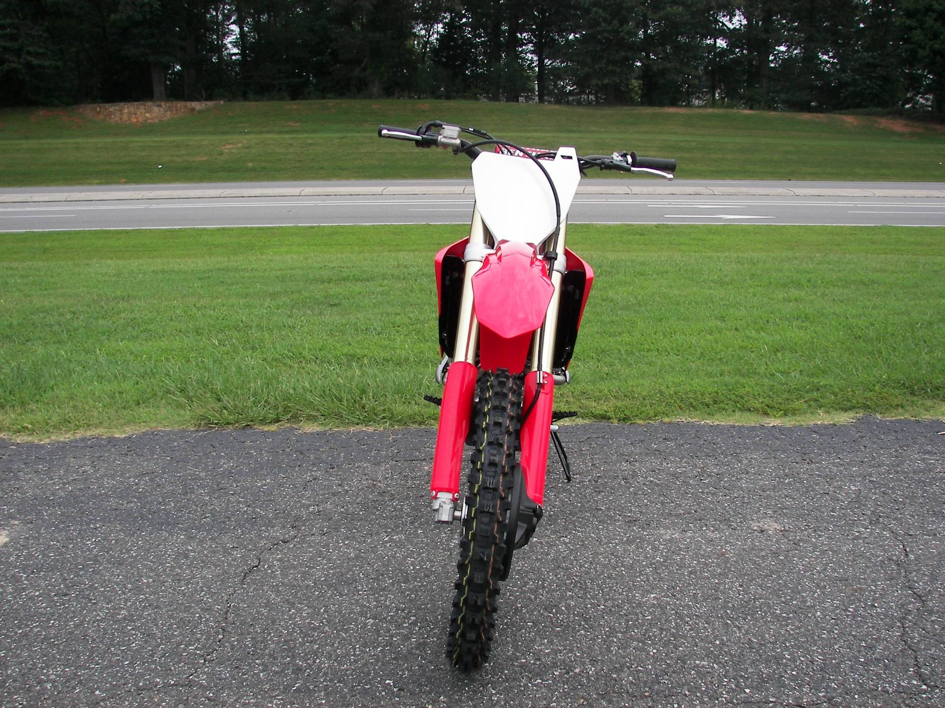 2021 Honda CRF250R in Shelby, North Carolina - Photo 5