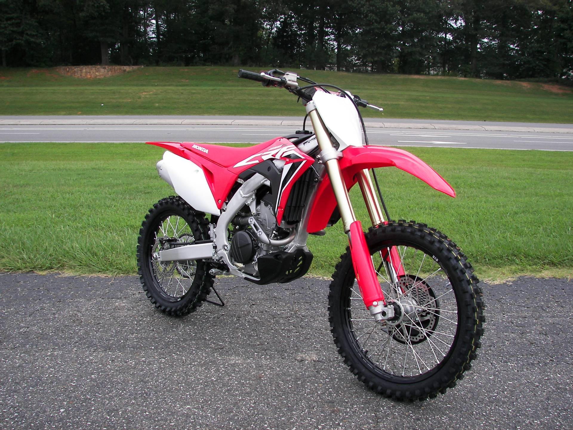 2021 Honda CRF250R in Shelby, North Carolina - Photo 3