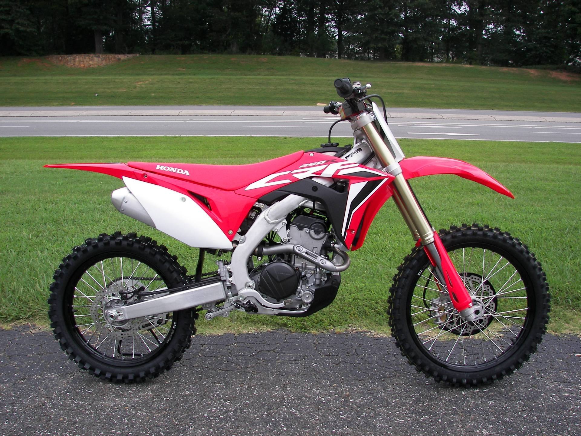 2021 Honda CRF250R in Shelby, North Carolina - Photo 1