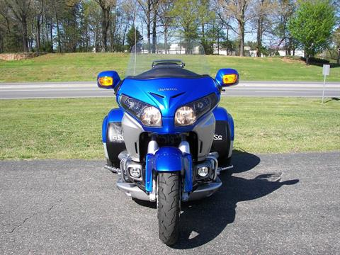 2013 Honda Gold Wing® Audio Comfort in Shelby, North Carolina