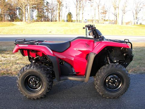 2017 Honda FourTrax Rancher 4x4 DCT IRS in Shelby, North Carolina