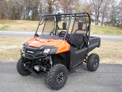 2019 Honda Pioneer 700 Deluxe in Shelby, North Carolina