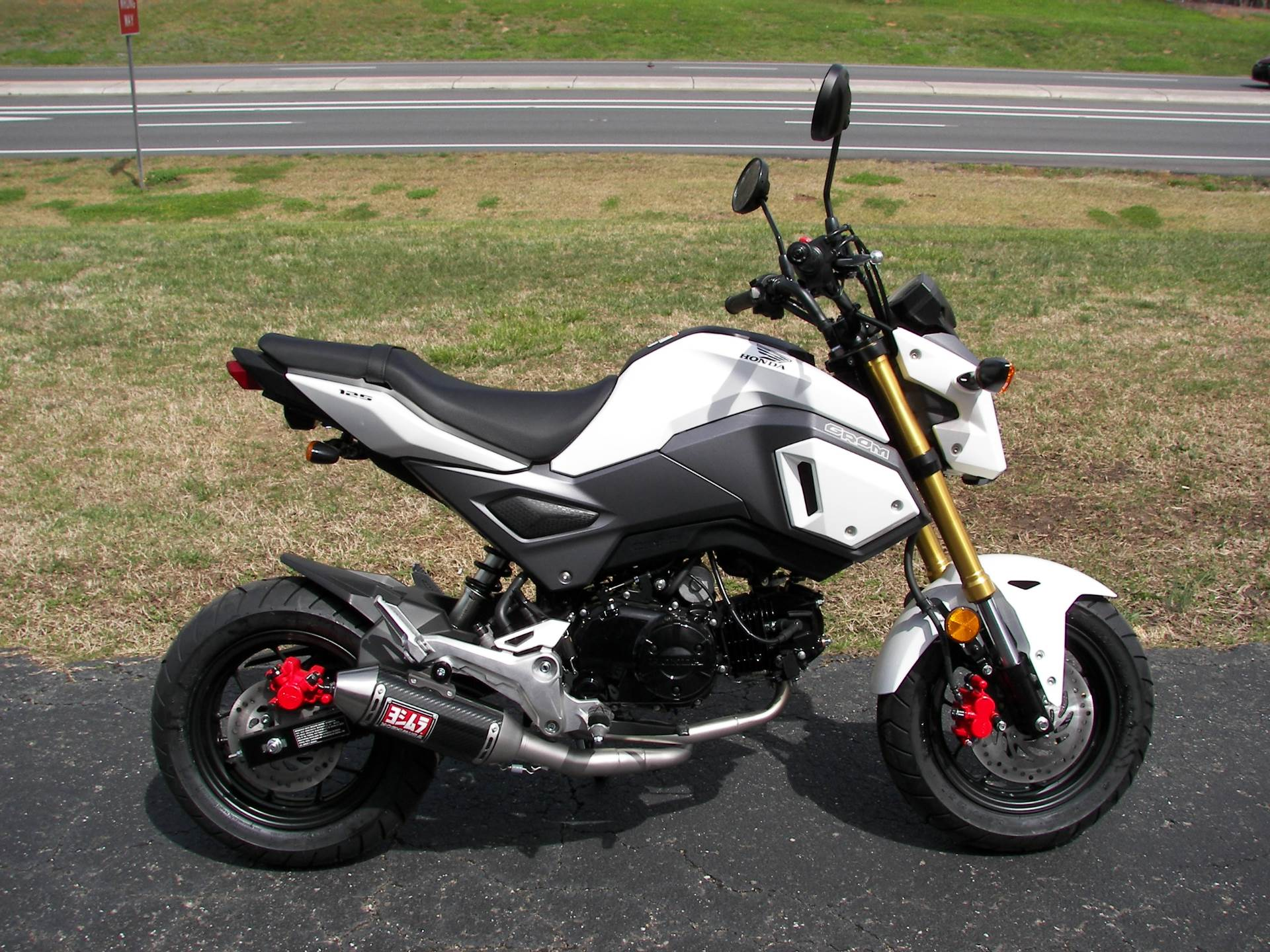 2018 Honda Grom Motorcycles Shelby North Carolina FP6601