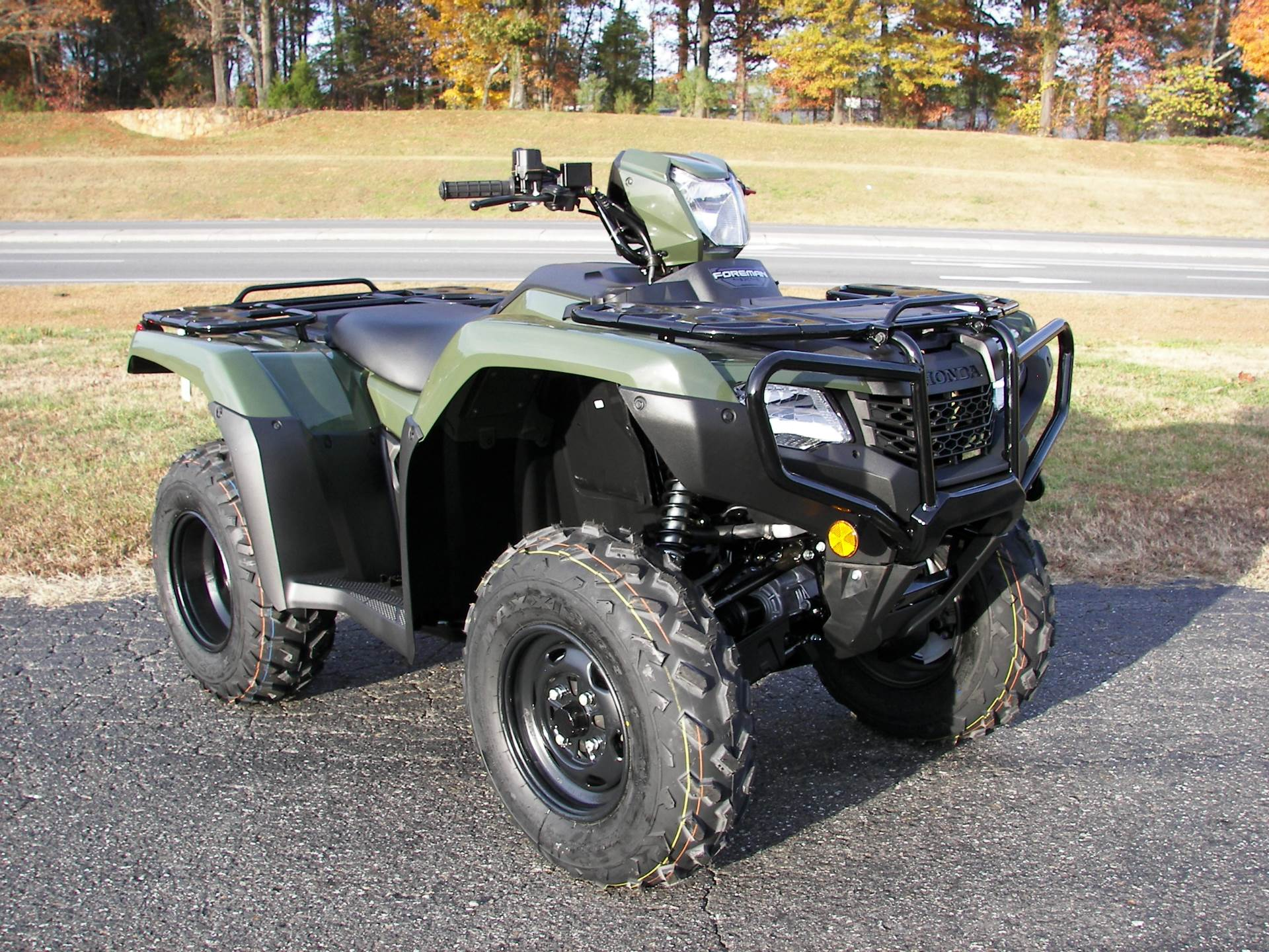 2020 Honda FourTrax Foreman 4x4 in Shelby, North Carolina - Photo 3