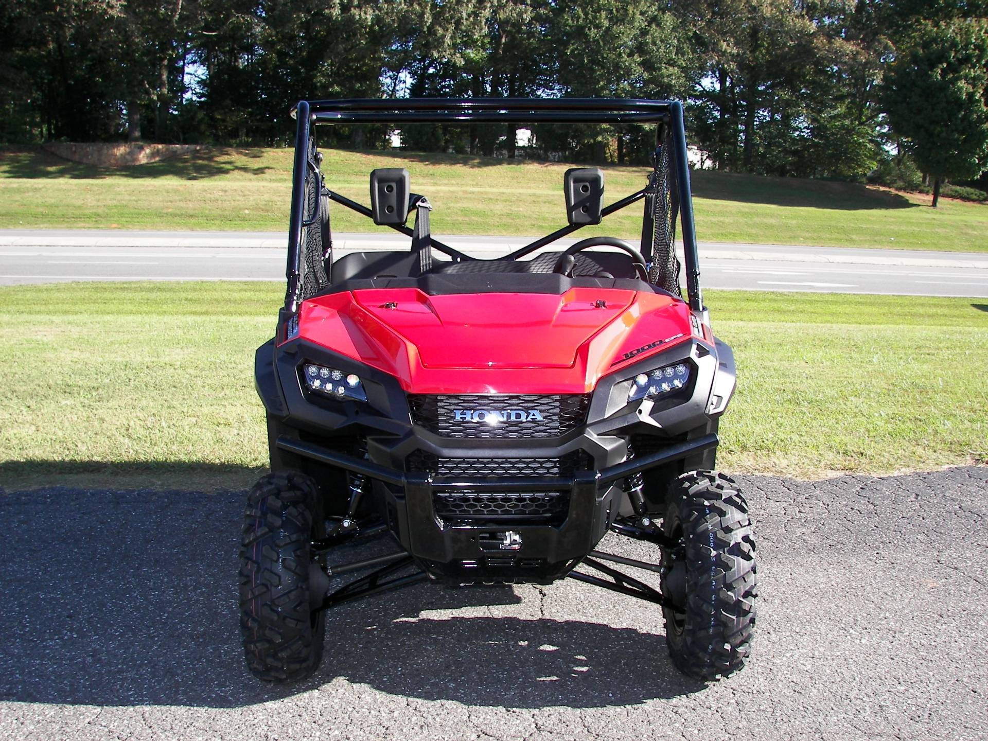 2021 Honda Pioneer 1000 Deluxe in Shelby, North Carolina - Photo 5