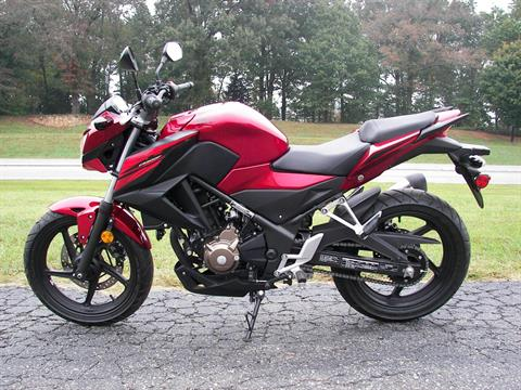 2018 Honda CB300F in Shelby, North Carolina - Photo 2