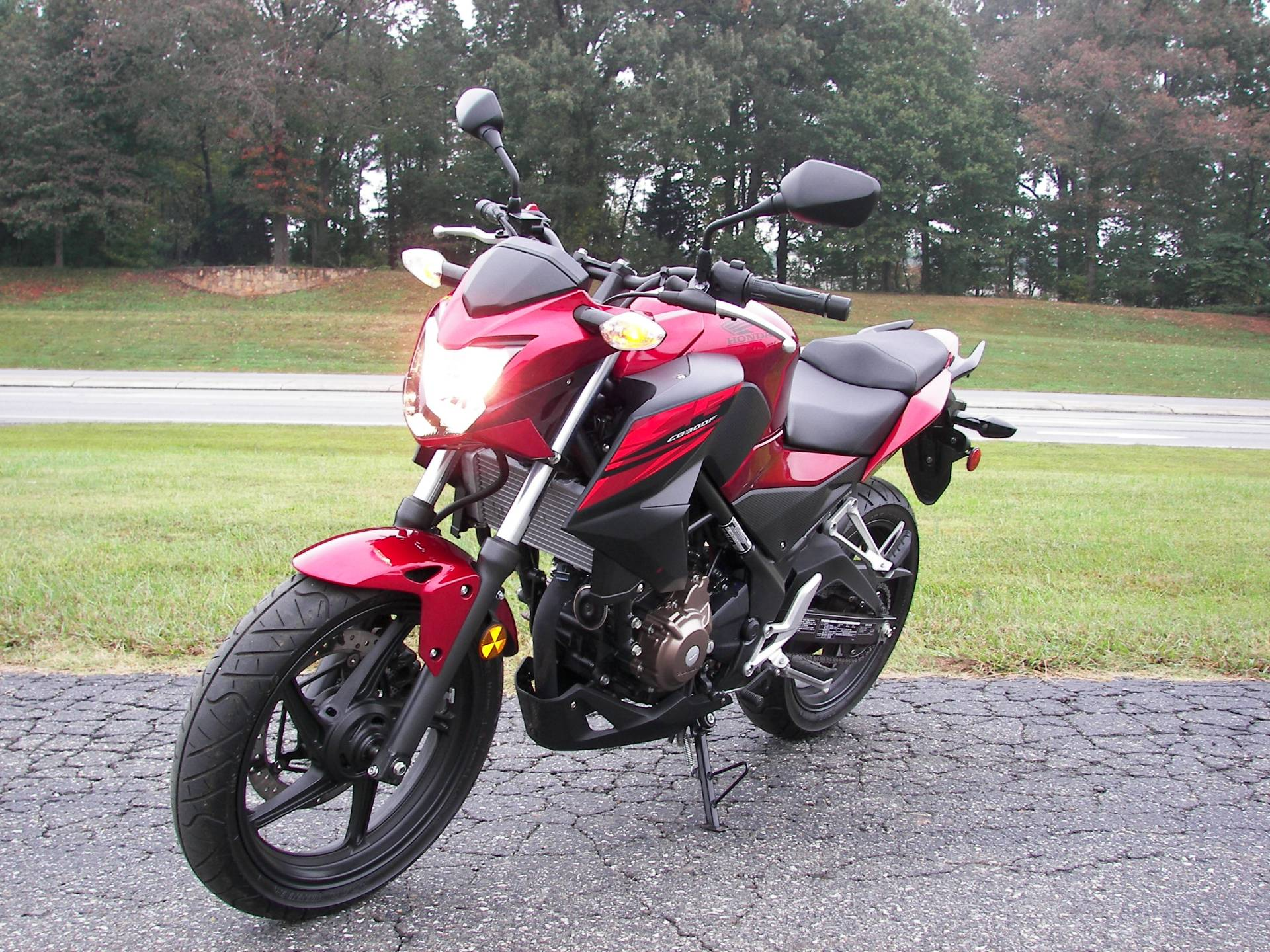 2018 Honda CB300F in Shelby, North Carolina - Photo 4