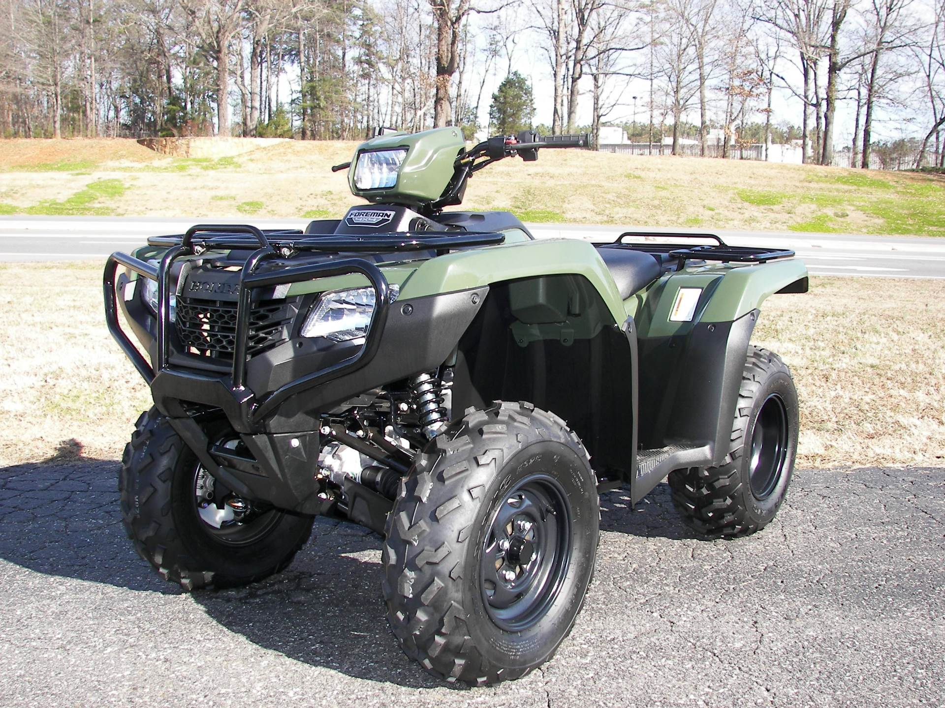 2018 Honda FourTrax Foreman 4x4 in Shelby, North Carolina