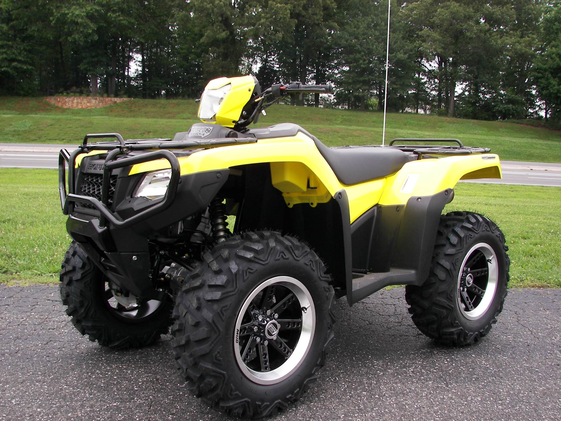 2017 Honda FourTrax Foreman Rubicon 4x4 EPS in Shelby, North Carolina