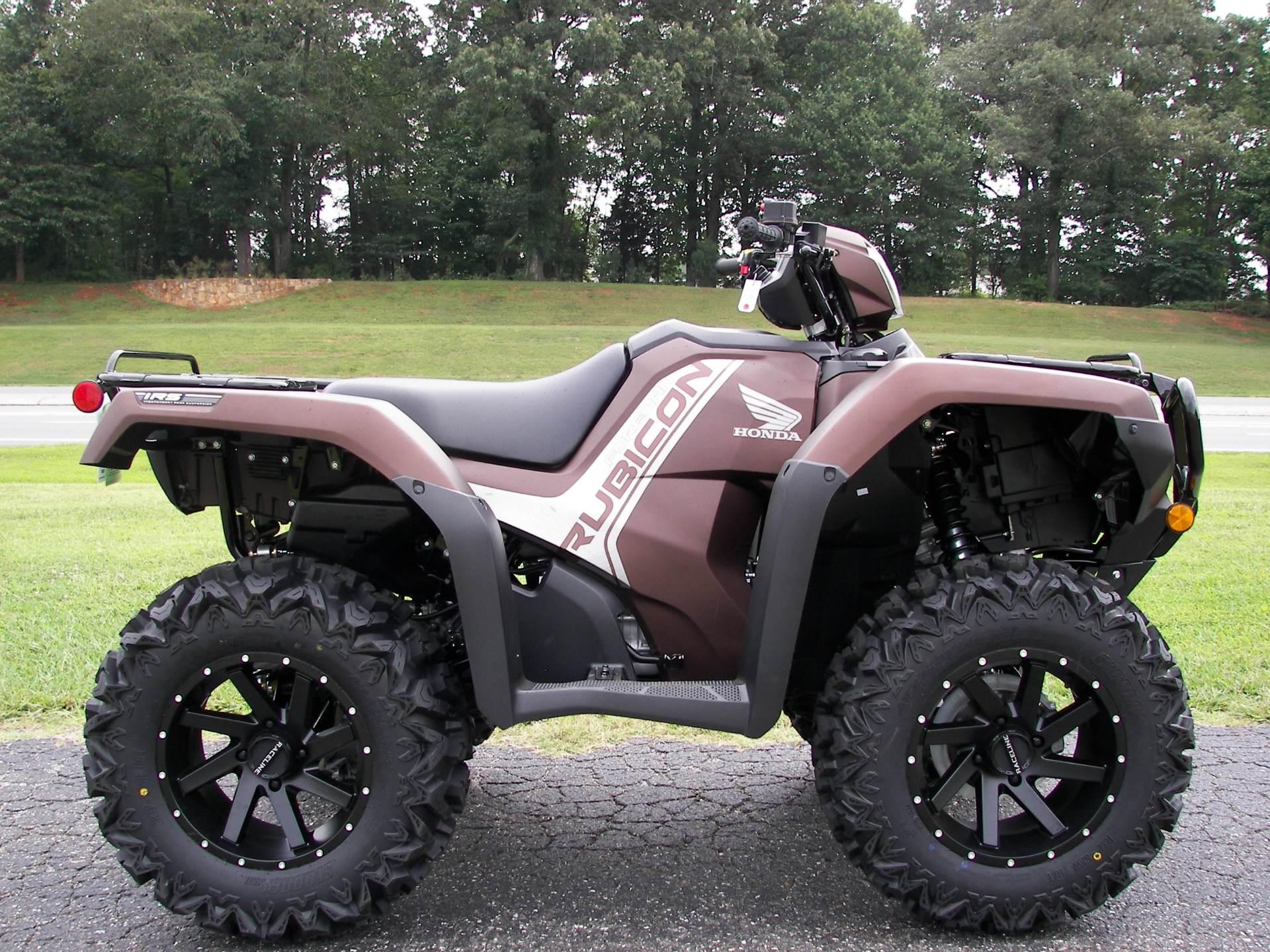 2020 Honda FourTrax Foreman Rubicon 4x4 EPS in Shelby, North Carolina